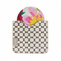 Caroline Gardner Pocket Mirror Geo Design